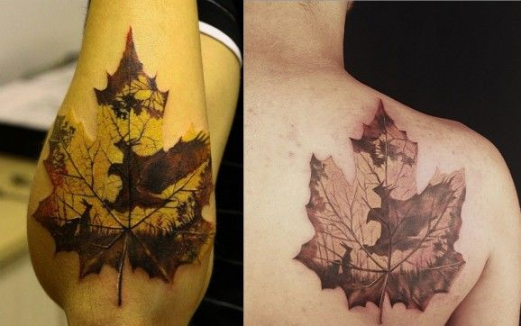 fall-leaf-tattoo-578x362