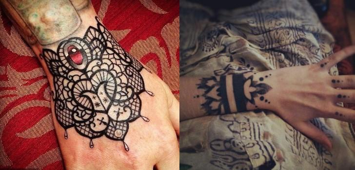 Tatuagens De Bracelete